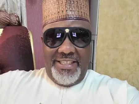 Senator Dino Malaye Reacts As President Buhari Departs Nigeria To London For This