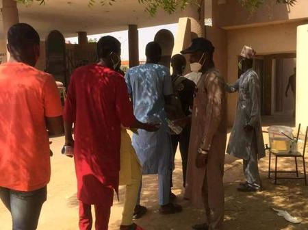 Photos: University Students Resumes Today After Months Of ASUU Strike