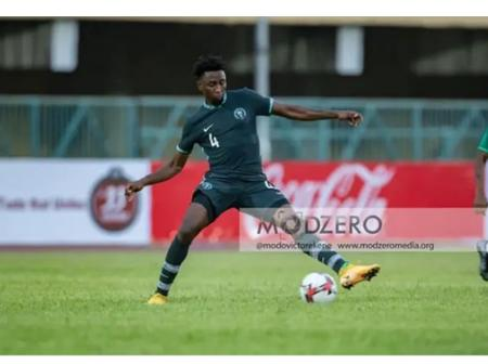 Super Eagles Players React To Wilfred Ndidi's Statement After He Received His 4 Awards