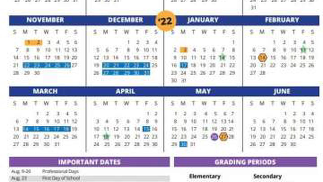 Lsu Calendar 2022.Cy Fair School Notebook Cfisd School Board Approves Calendar For 2021 2022 Opera News