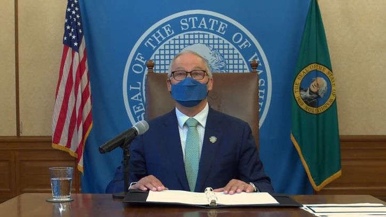 Inslee: All counties will move to phase 3 on Tuesday, state 'on track' for full reopening June 30