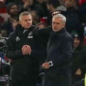 Ole Gunnar Solskjaer hit back at Jose Mourinho in war of words.