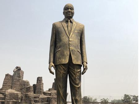 Nigeria honours Jacob Zuma with giant statue here are some of our heroes statues