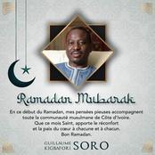 Début du Ramadan Depuis sa