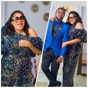 Yoruba Actress Toyin Abraham Reveals That She Loves Her Husband, Kolawole Ajeyemi So Much.