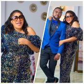 Yoruba Actress Toyin Abraham Reveals That She Loves Her Husband, Kolawole Ajeyemi So Much.