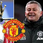 Man United Can Still Win EPL If the Following Happens