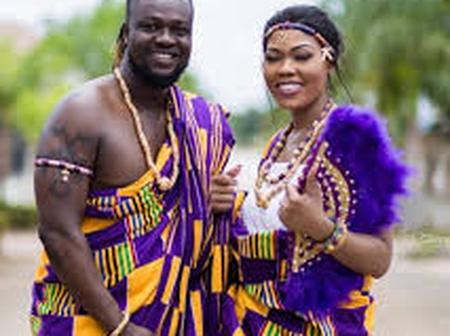 These photos of Eddie Nartey with his wife will make you cry.