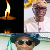 Today's Headlines: Another Prominent Man Dies In Nigeria, Don't Panic Over Hike In Food - Sanwo-Olu