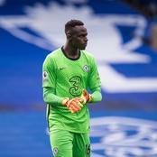 Edouard Mendy shares his thoughts on the Manchester United game