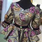 Change your current appearance with these latest Ankara styles