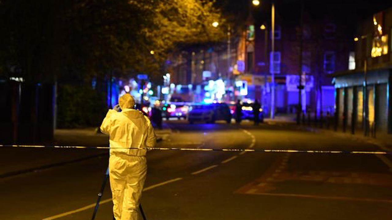 Man arrested and rushed straight to hospital after Toxteth shooting