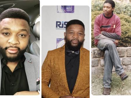 Meet SABC 1's NYAN presenter at a young age versus now?