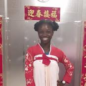 Meet Akpore Oghenemarho, The young Nigerian Chinese Guru