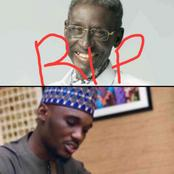 After announcing his death, see what Bello Shagari said about the death of the Nollywood actor