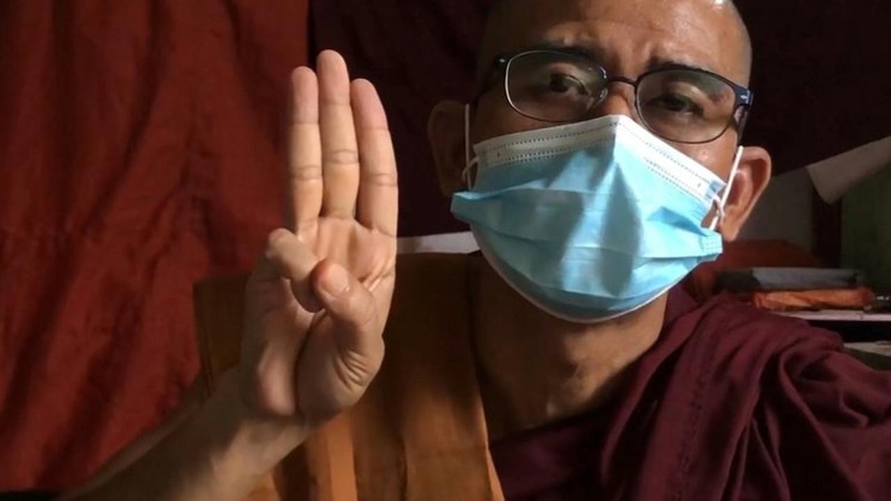 Birmanie: les moines divisés face à la junte