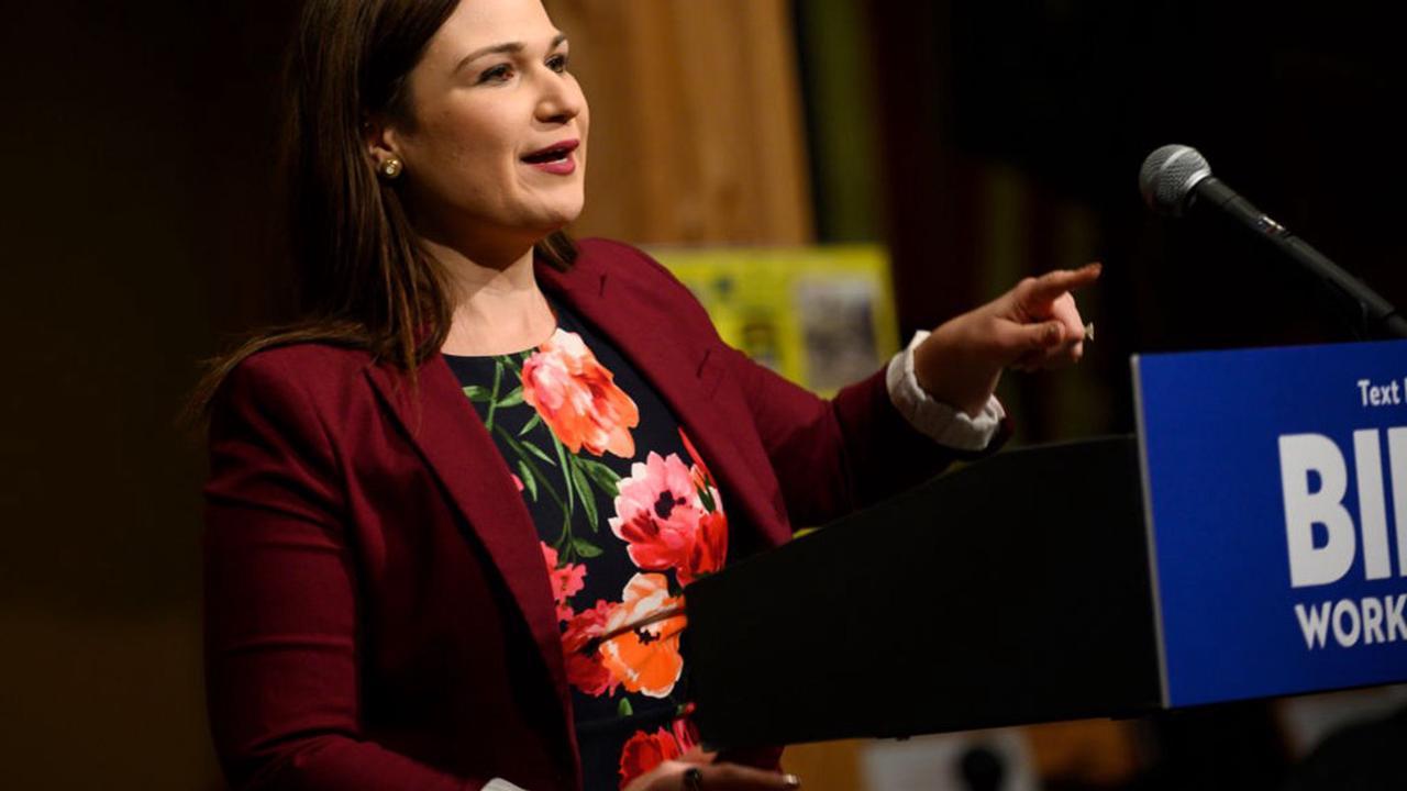 Former Representative Finkenauer candidate for Senate in Iowa