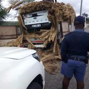 Caught by Police Trying to Smuggle a Car