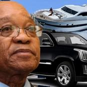 See Expensive things owned by Jacob Zuma / opinion