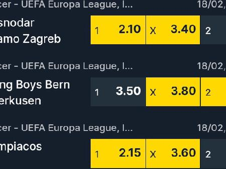 Well Analysed Uefa Champions League And Betika Midweek Grand Jackpot On Tuesday And Wednesday