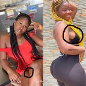 Fans React On Narhkie And Abena Cilla's Pictures After They Flaunt On The Internet