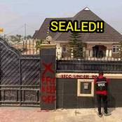 EFCC takes strict actions against APC National Leader, seals properties