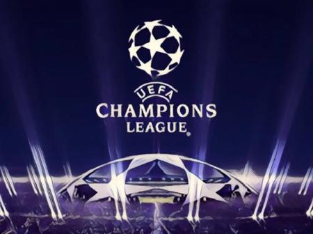 Full List Of Champions League Draw This Season.