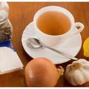 Boil Garlic, Ginger And Onions, Drink Two Glasses Daily For a Month to Treat These Chronic Diseases