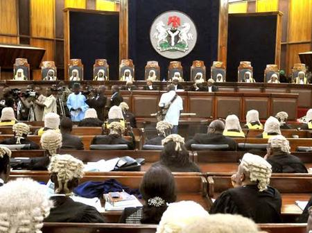 Supreme court begins hearing of APC's application