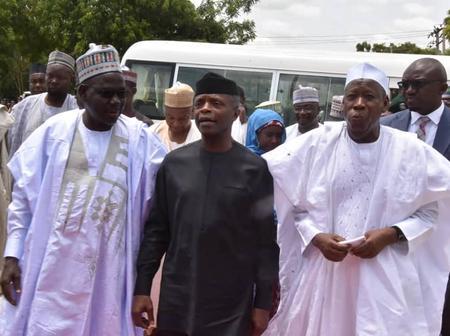 Visa will be needed to Kano if Nigeria breaks, Osinbajo warns