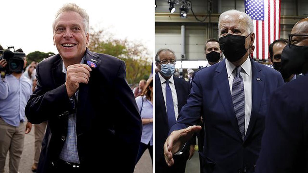 The Memo: Biden faces double crunch in Virginia and in Congress