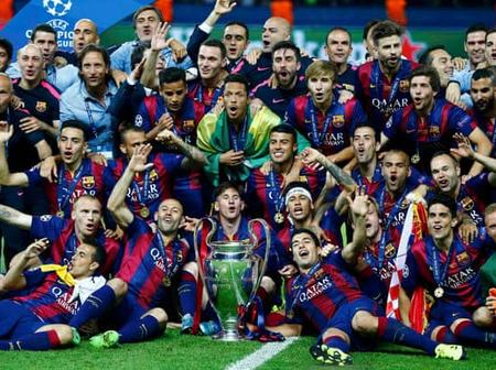 UCL: Check The Top Five Club That Have Won Champions League Trophy More Than Any Other Club