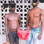 Des voleurs de caleçons arrêtés au grand marché d'Odienné