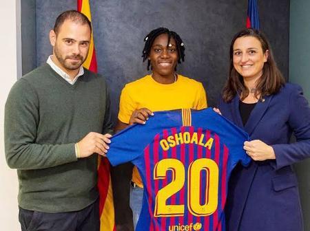 TRANSFER NEWS: Done Deals, Nigerian Striker Close To Signing For Man United, Cavani, Dembele, Varane