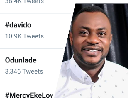 See Why Odunlade Adekola is trending on Twitter