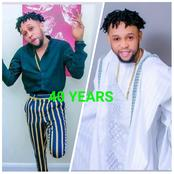 Could You Believe Actor Sunkanmi Omobolanle Clocks 40 Years Today, Check Out His Ageless Photos.