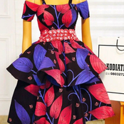 Are You Searching For Martured Styles To Sew Your Next Outfit? See Photos Of Exclusive Designs