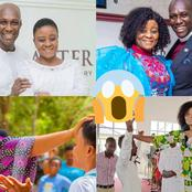 10 Photos That Prove Prophet Kofi Oduro's Wife Is A Powerful & Beautiful Woman Of God In Ghana
