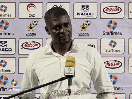 Coach Stephen Boadu down plays talks of Hearts of Oak winning the Ghana premier league this season.