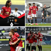 After Manchester United Won 3-1 against Tottenham, See their Remaining 7 Premier League Fixtures