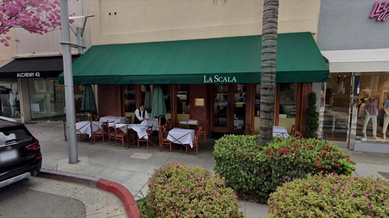 Beverly Hills restaurant La Scala apologizes for 'discreet' NYE plans, claims invitation was misinterpreted