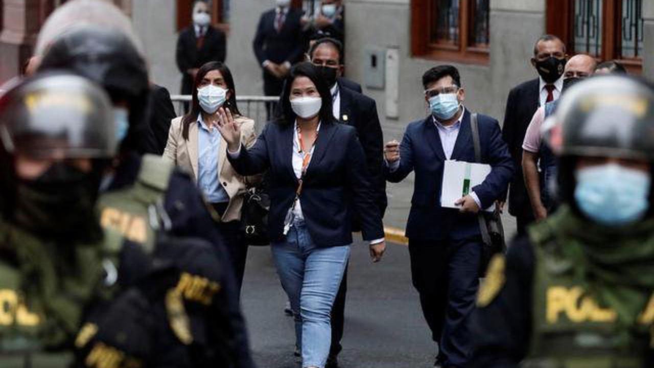 Peruvian judge in Keiko Fujimori corruption case rejects call to return her to prison