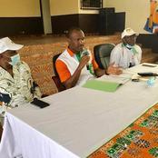Boycott actif de l'opposition: Mamadou Touré appelle les militants du RHDP à éviter les représailles