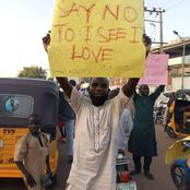 See What Sokoto Youths Are Protesting For That Got Lots Of Reactions