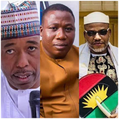 Today's Headlines: Zulum Sends Message To Nnamdi Kanu & Igboho, Jerry Gana Officially Joins PDP