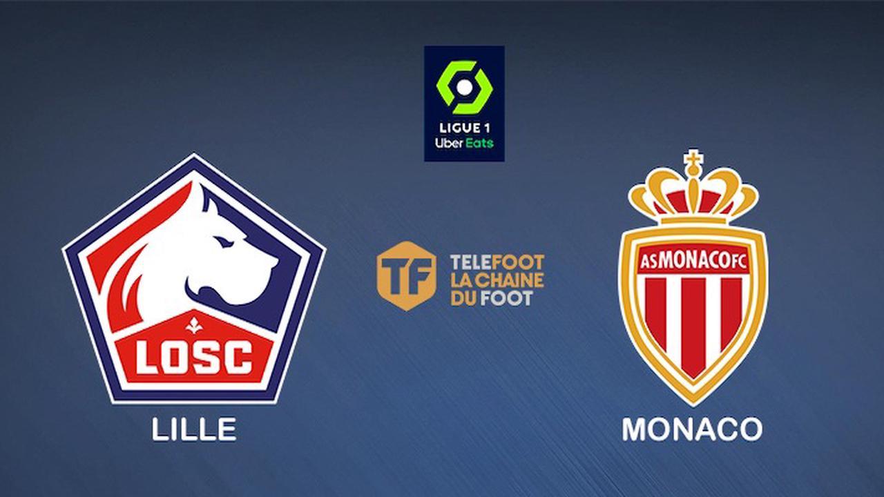 Ligue 1: notre analyse et pronostic pour Lille - Monaco