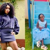 Mike Sonko's Daughter Salma Flaunts Her Children Online, Pens Sweet Birthday Messages to Them (Photos)