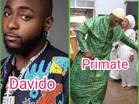 Meet The Pastor Who Invited Davido To His Church