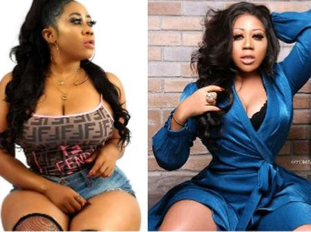 Actress Moyo Lawal Is A Real Beauty: See Stunning Photos Of Her That Shows She Is Fashionable