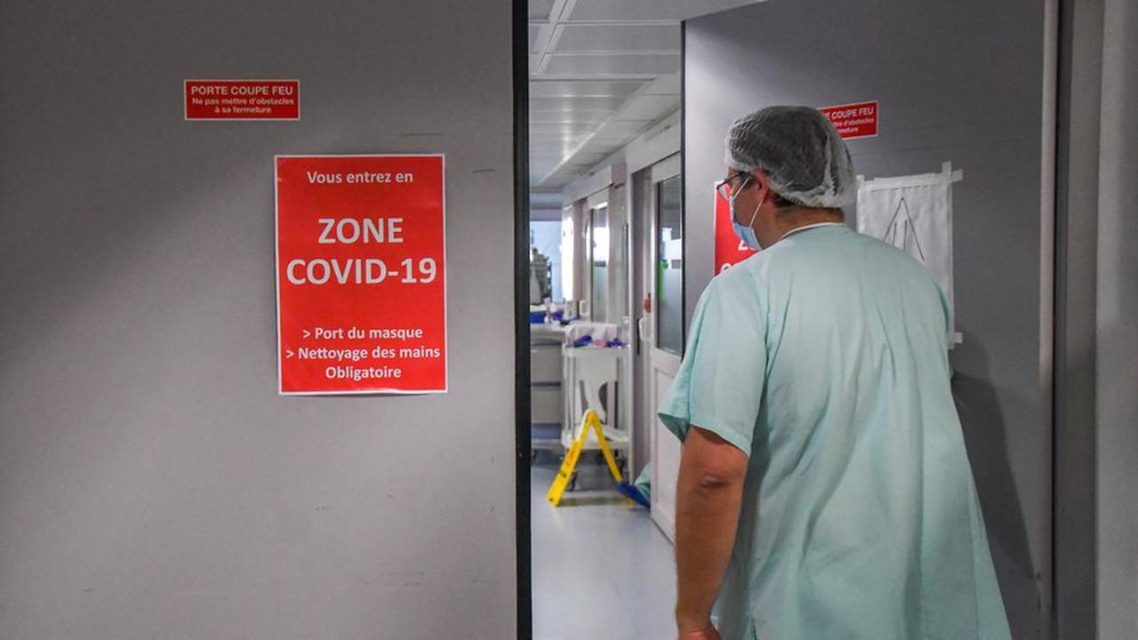 Covid-19 - La situation continue de s'améliorer à l'hôpital, 8128 nouvelles contaminations ce jeudi